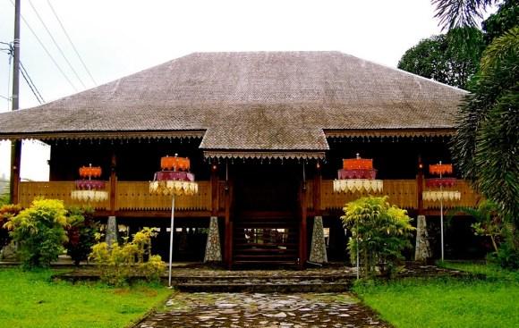 Rumah Adat Limas Bangka Belitung