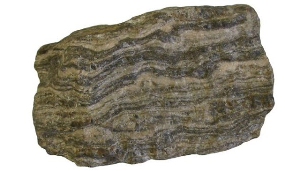 Batu Ganes atau Gneiss