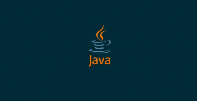 Sejarah Java