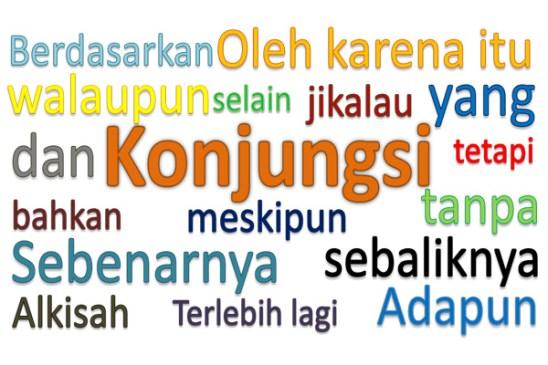 Contoh Kalimat Konjungsi Antar-kalimat