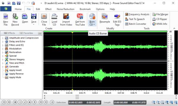 Aplikasi Pemotong Lagu untuk PC