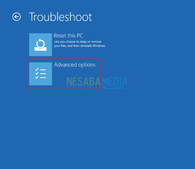 Mengatasi Windows Error Recovery Nesabamedia 4