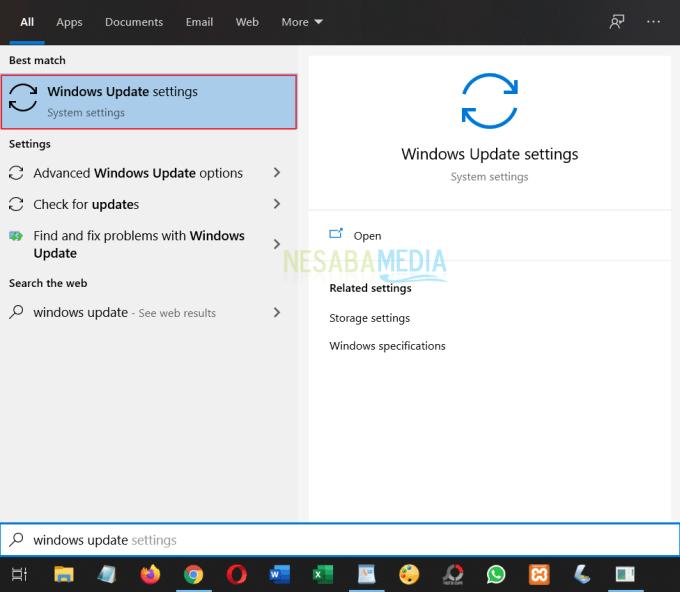 cara mengatasi windows update error 80072ee2