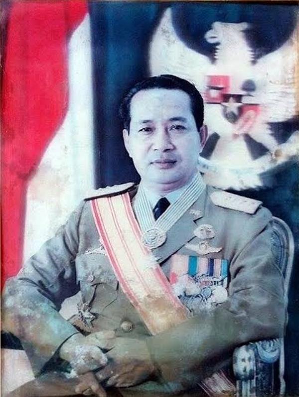 Urutan Presiden Indonesia - Soeharto