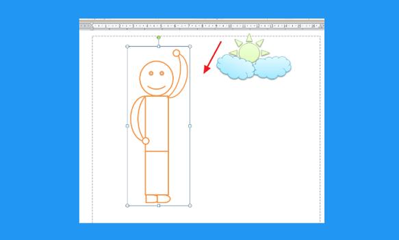 Cara Mengelompokkan Gambar (Grouping) di Word