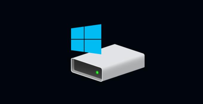 Cara Menghapus Partisi di Windows 10