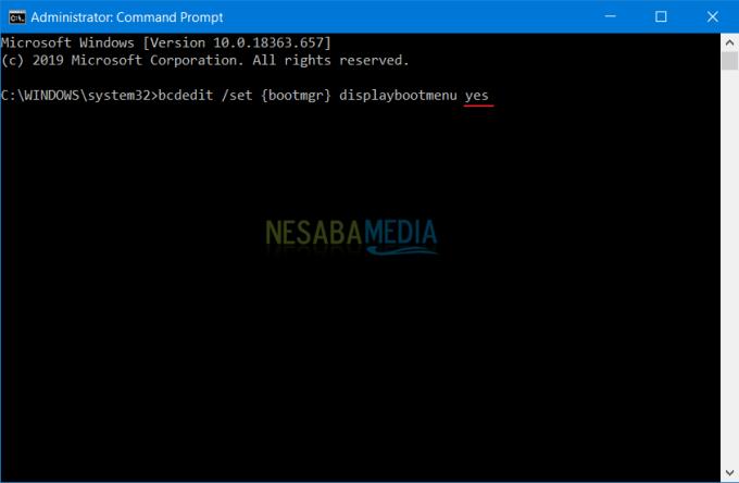 Mengatasi Windows Boot Manager dengan CMD 4