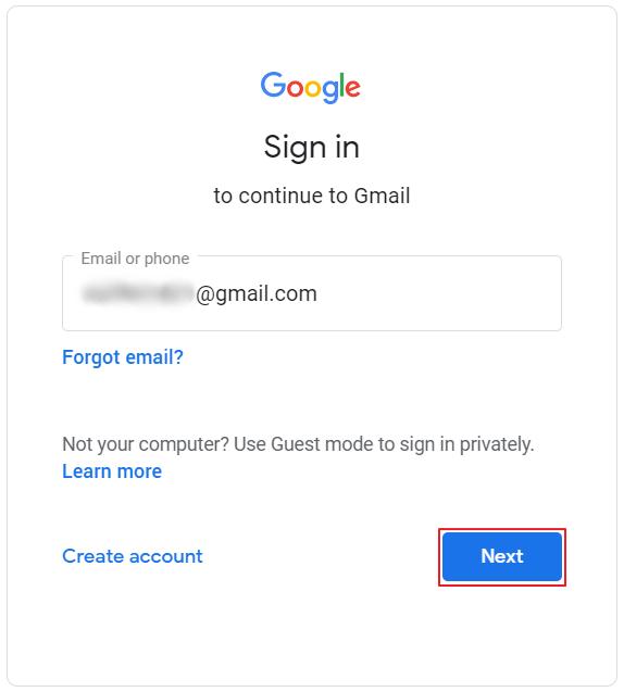 Menghapus Email yang Sudah Dikirim Laptop 1