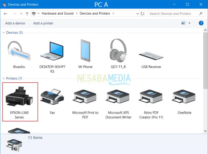 Cara Setting LAN di Windows 10 8 7
