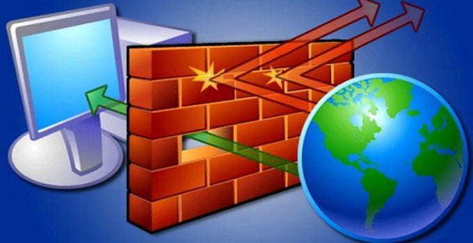 cara mengatasi Windows Firewall has block some features of this program