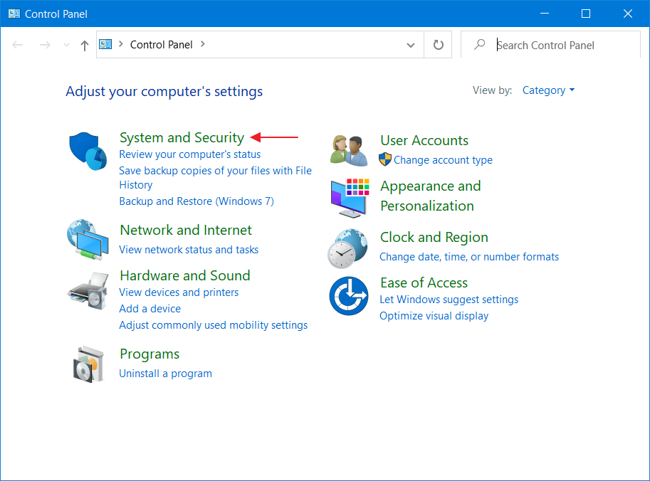 Windows Firewall Has Blocked Some Features of This Program - Allow 1