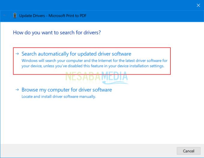 Mengatasi Printer in an Error State di Windows 4
