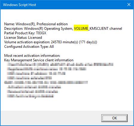 Cek Windows 10 Asli atau Tidak 6