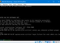 Panduan Cara Install Mikrotik di VirtualBox
