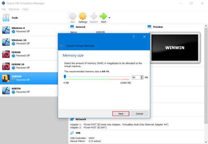 Install RouterOS Mikrotik di VirtualBox 3