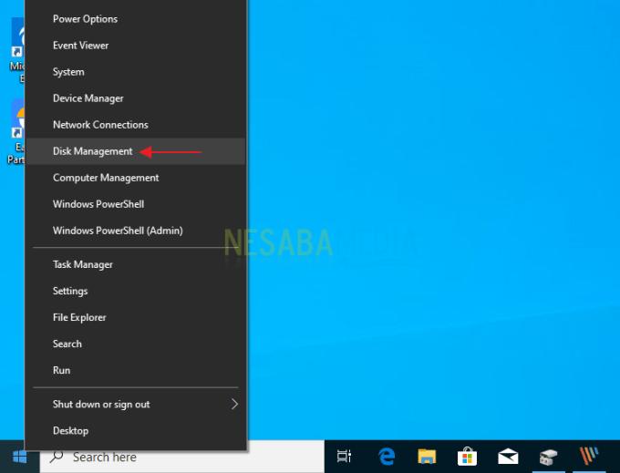 Menambahkan Kapasitas Partisi C di Windows 2