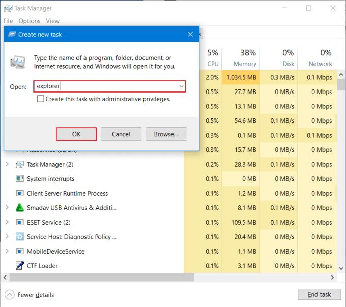 Mengatasi Windows Explorer Terbuka Sendiri 4
