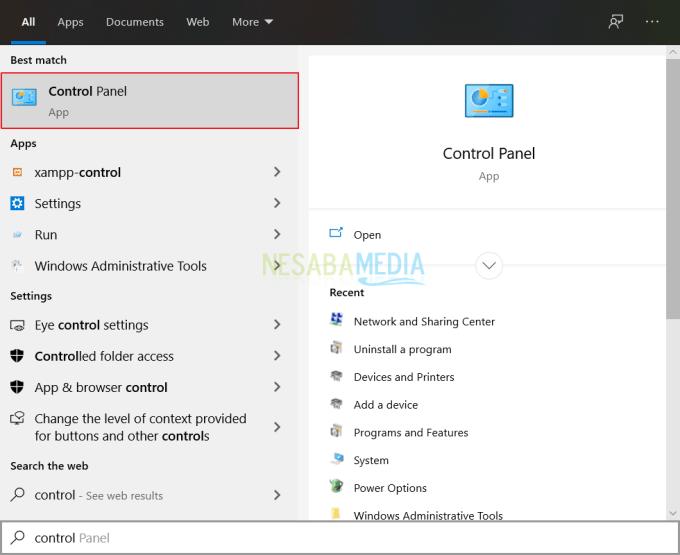 Mengatasi Windows Has Detected an IP Address Conflict 5