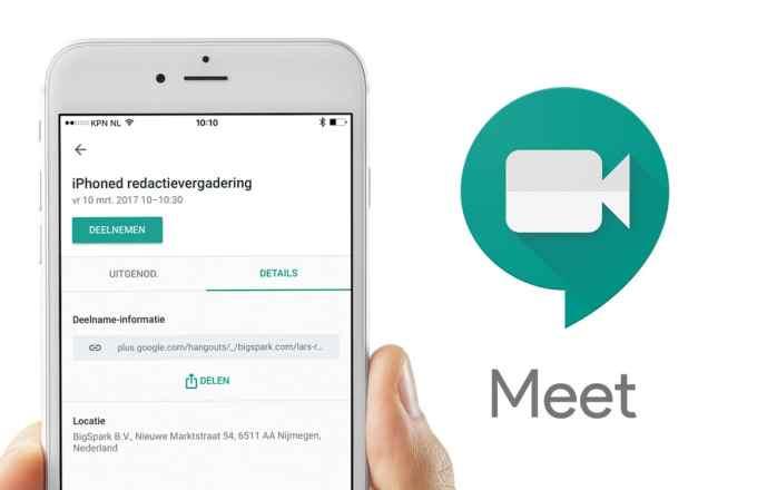 apa itu google meet? pengertian google meet adalah