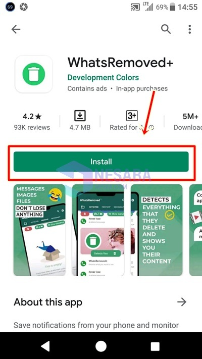 cara mengetahui pesan whatsapp yg dihapus