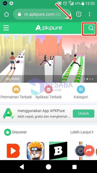 cara memperbarui browser google chrome bawaan android
