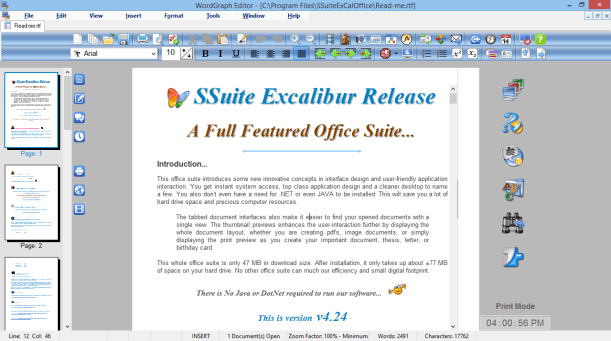 Download SSuite Office 3
