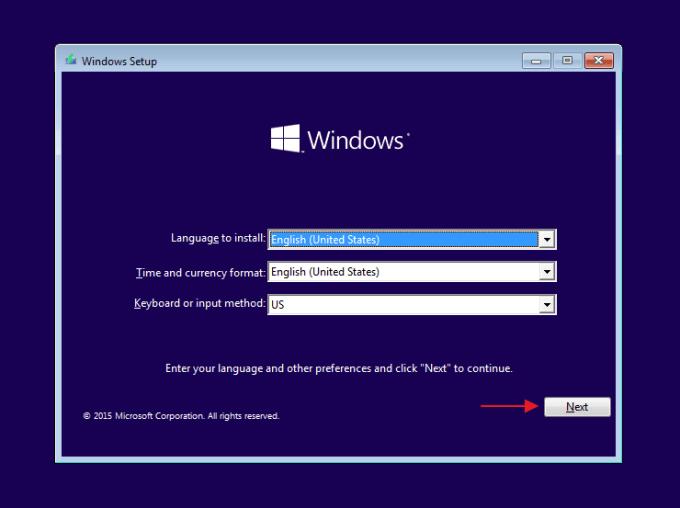 Cara Mengatasi Windows Cannot Install Required Files Saat Install Windows