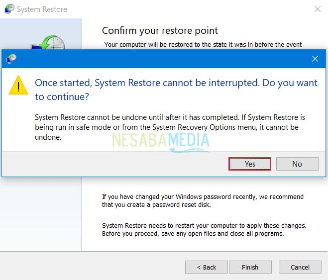 Cara Mengatasi Windows Has Recovered from An Unexpected Shutdown Windows 8