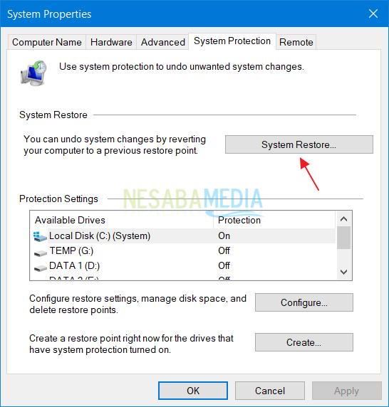 Cara Mengatasi Windows Has Recovered from An Unexpected Shutdown Windows 7