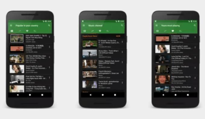 Aplikasi untuk Download Video YouTube Android dengan YMusic