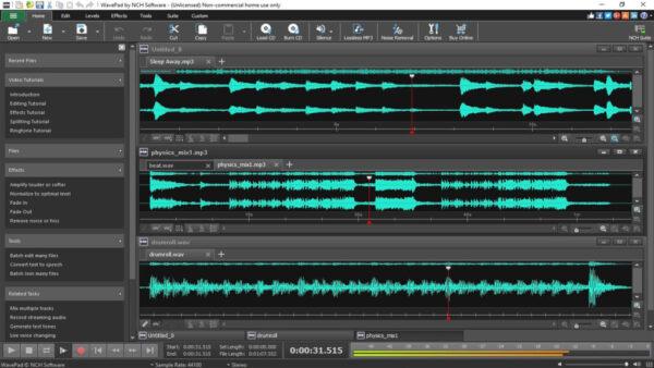 Aplikasi Mixing Lagu PC Terbaik