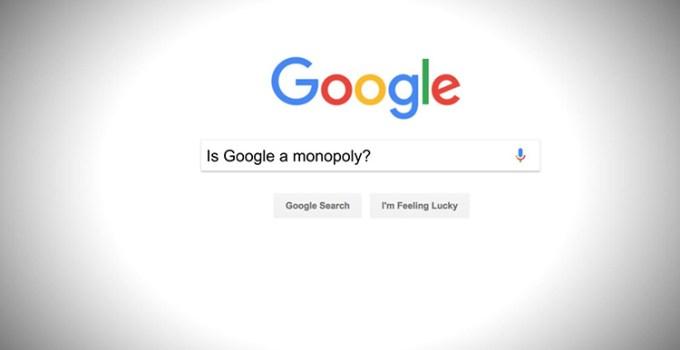 Google Monopoli Data Pengguna