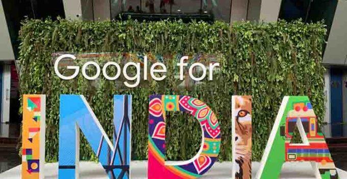 Google for India Digitalization