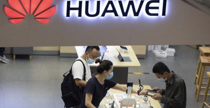 toko ponsel huawei di beijing, china tiongkok