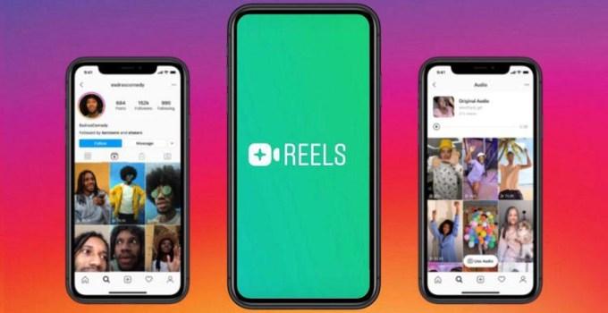 Instagram Reels Pesaing Tik Tok