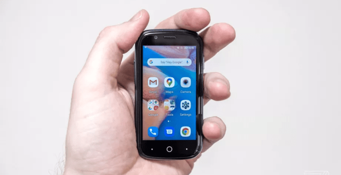 Jelly 2 Smartphone Mini Android