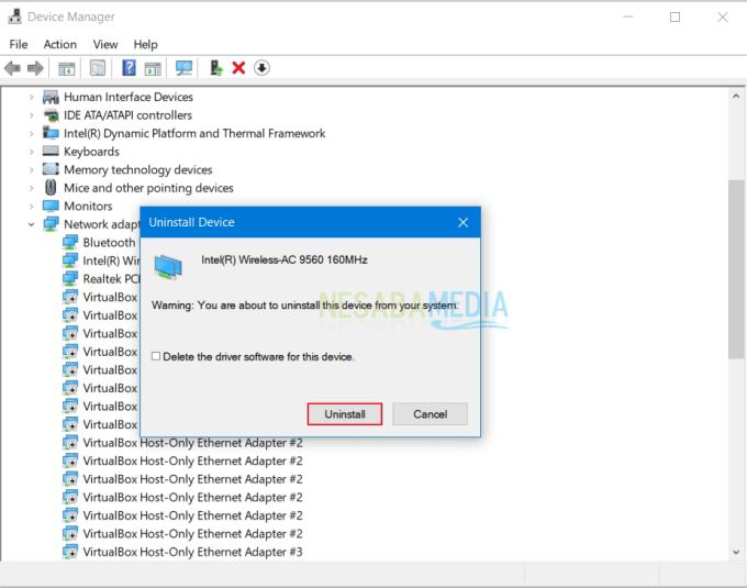 cara mengatasi we can't setup mobile hotspot windows 10