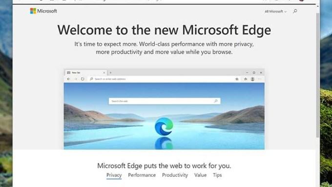 Microsoft Edge Browser Terbaik untuk Nonton Netflix