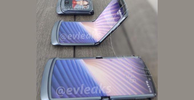 Moto Motorola RAZR 5G 2020