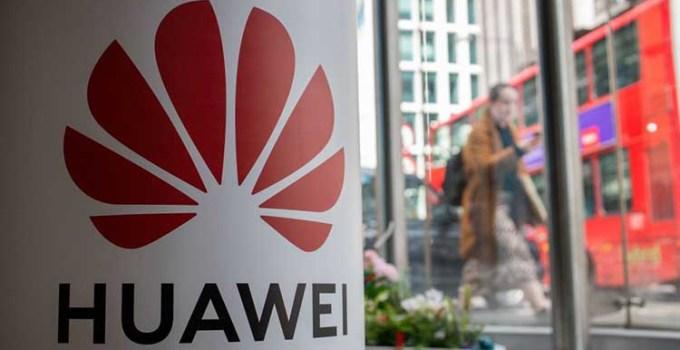 Pemblokiran Huawei di Inggris