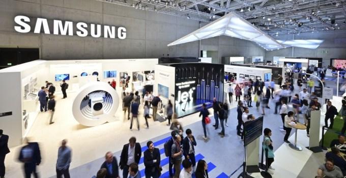 Samsung di IFA 2020