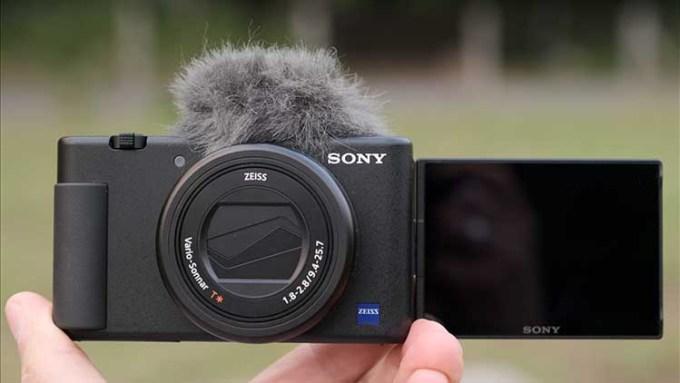 Sony ZV-1 Kamera Vlogging