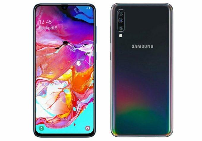 Samsung Galaxy A70 adalah HP Samsung di bawah 5 juta