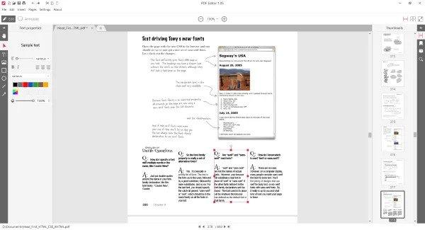 Aplikasi Edit PDF untuk PC