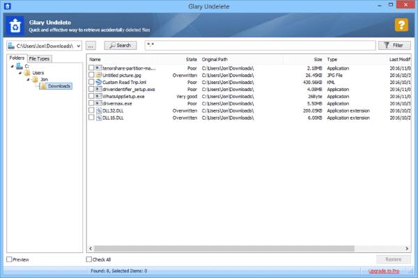 Aplikasi Untuk Recovery Data di PC dan Laptop