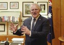 Perdana Menteri atau Prime Minister of Australia Scott Morrison tentang video bunuh diri di TikTok