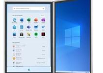 Windows 10 X Dual Screen Device