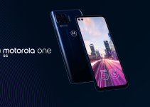 Motorola One 5G officialsmartphone specs price harga