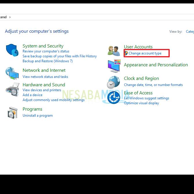 Cara Membuat 2 User di Windows 10