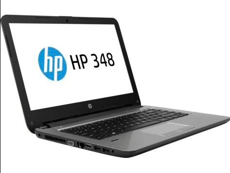 HP 348 G4